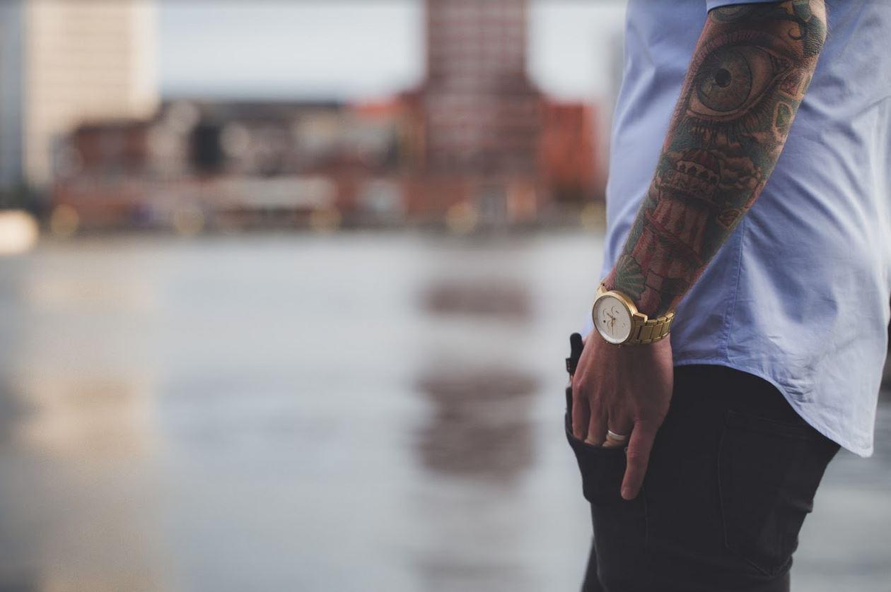 Studio tatuażu – o najmodniejszych wzorach dla mężczyzn